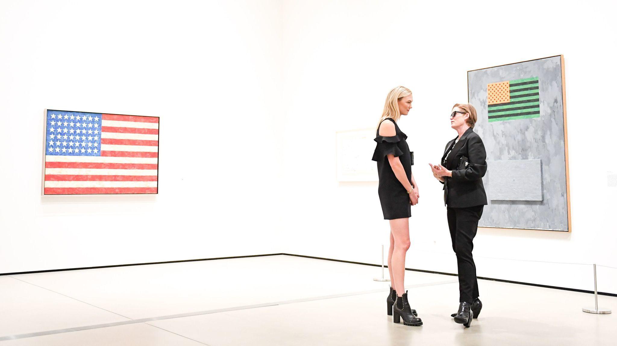 Karlie Kloss, Lisa Love