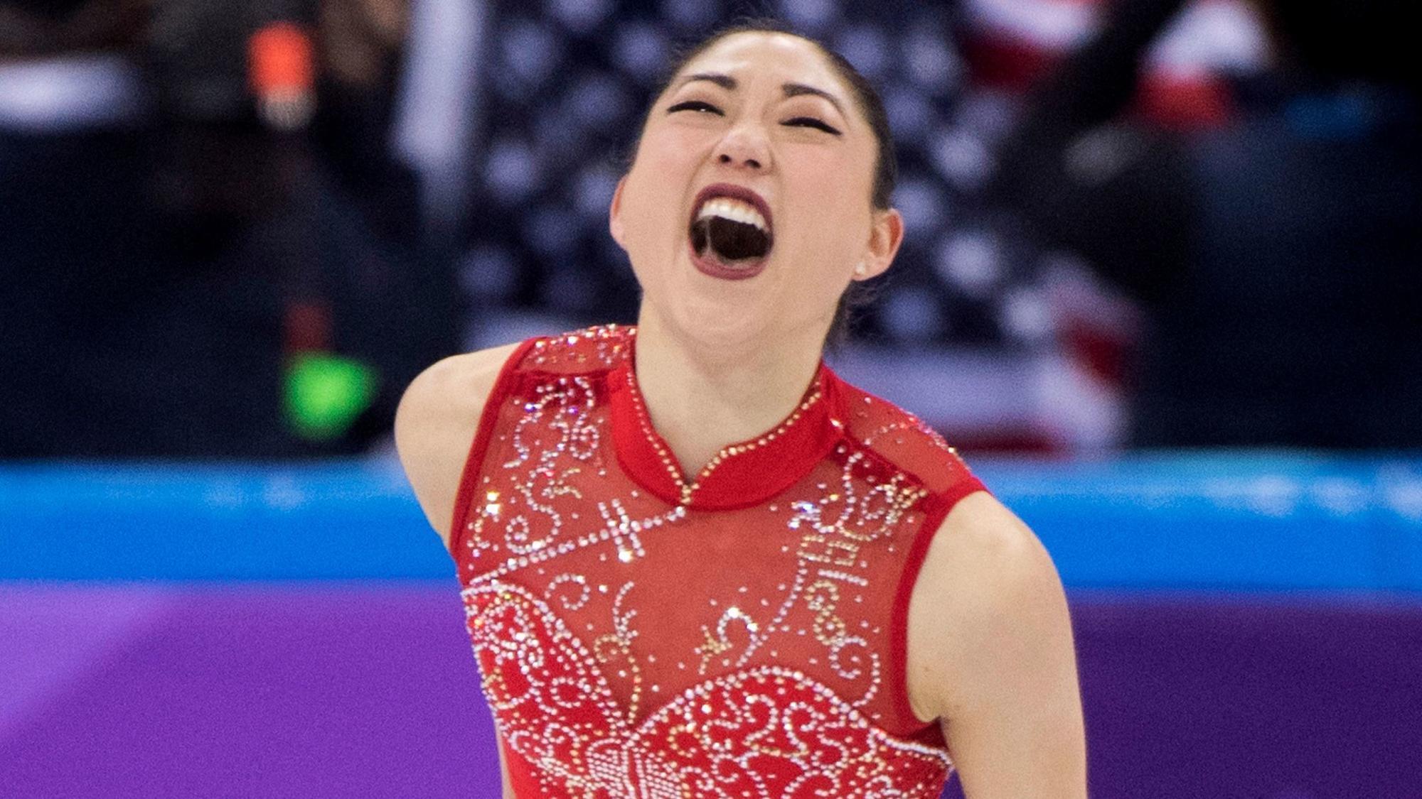 She Just Made Olympic History So Who Is Mirai Nagasu The Morning Call