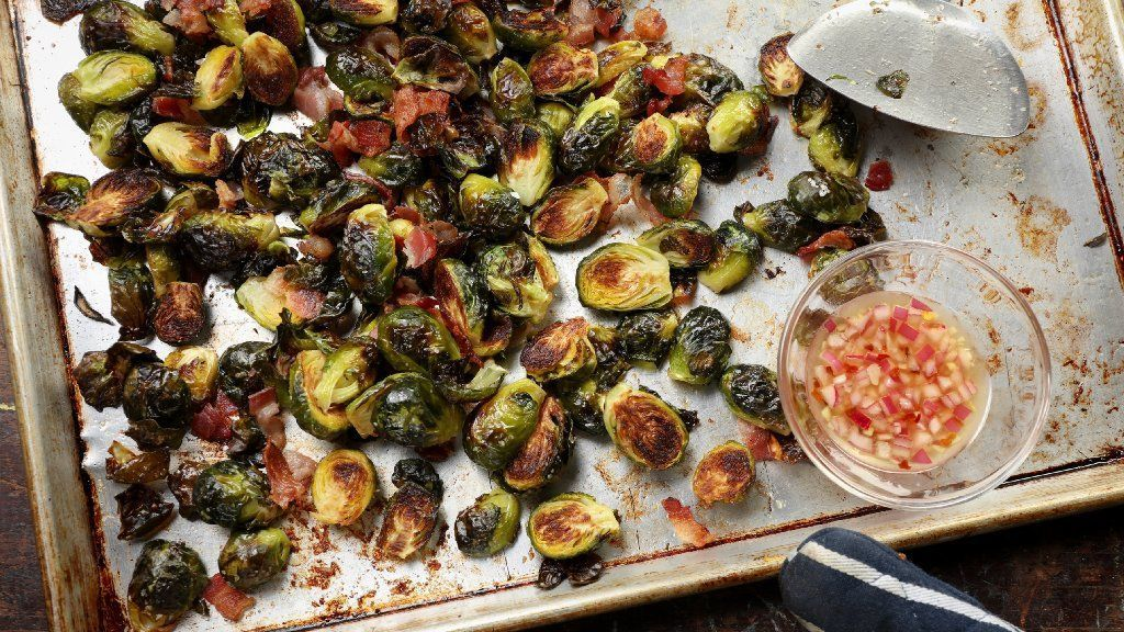 How to roast Brussels sprouts to crispy goodness