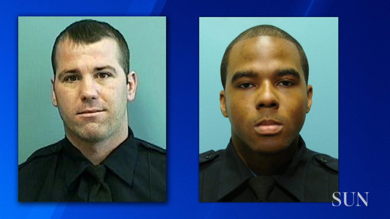 Baltimore Police officers found guilty in Gun Trace Task Force corruption case
