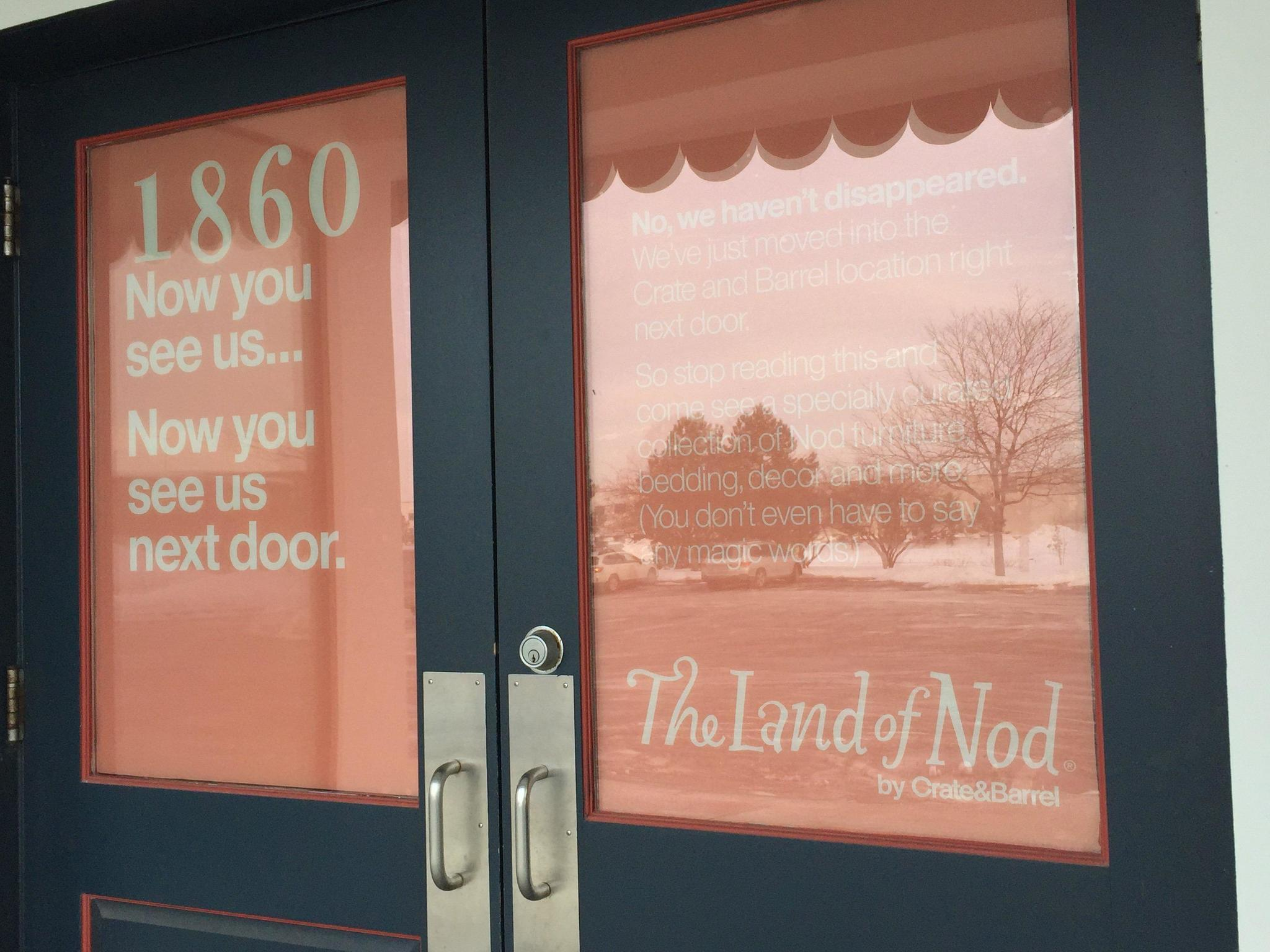 Naperville Outlet Among Land Of Nod Store Closures Naperville Sun