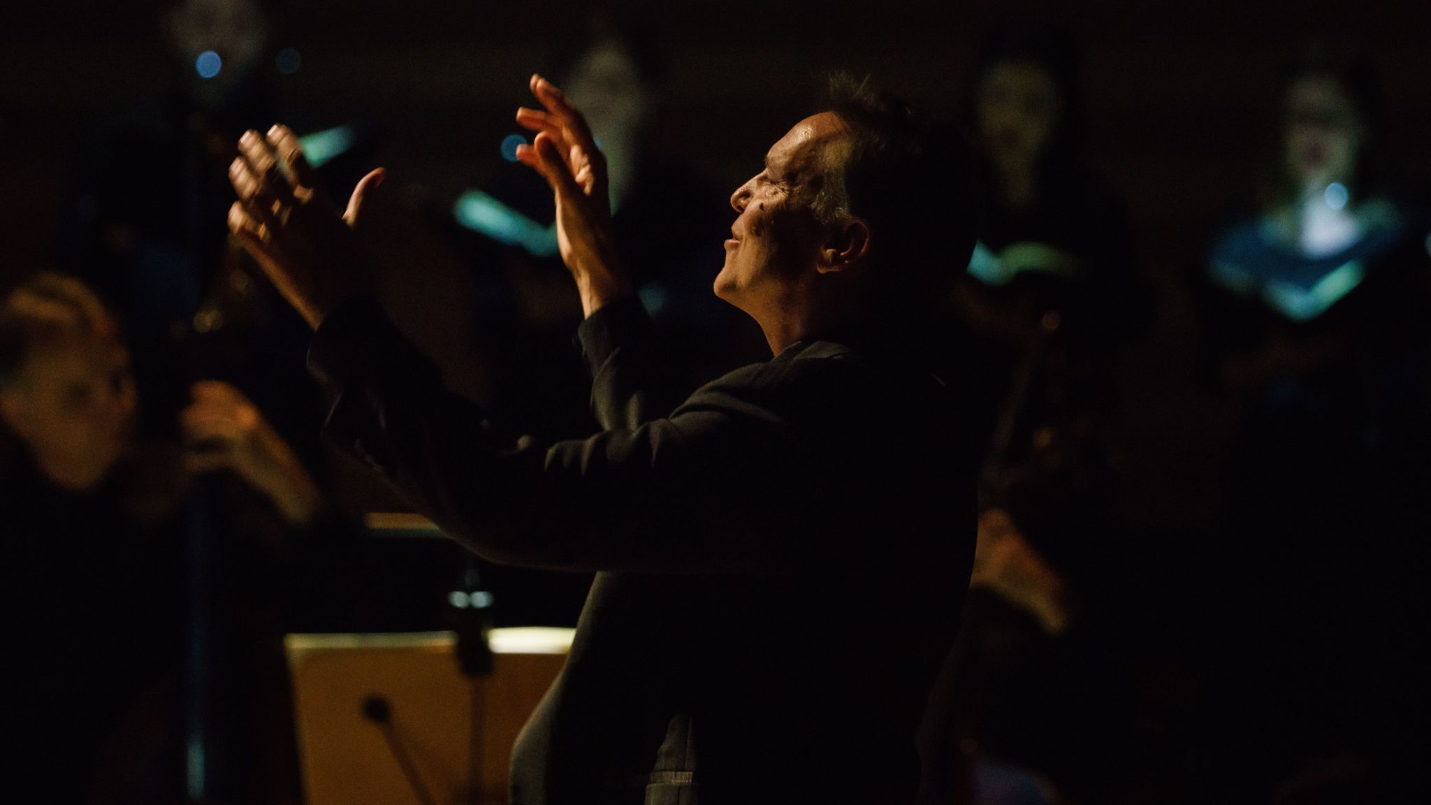 Grant Gershon and the Los Angeles Master Chorale