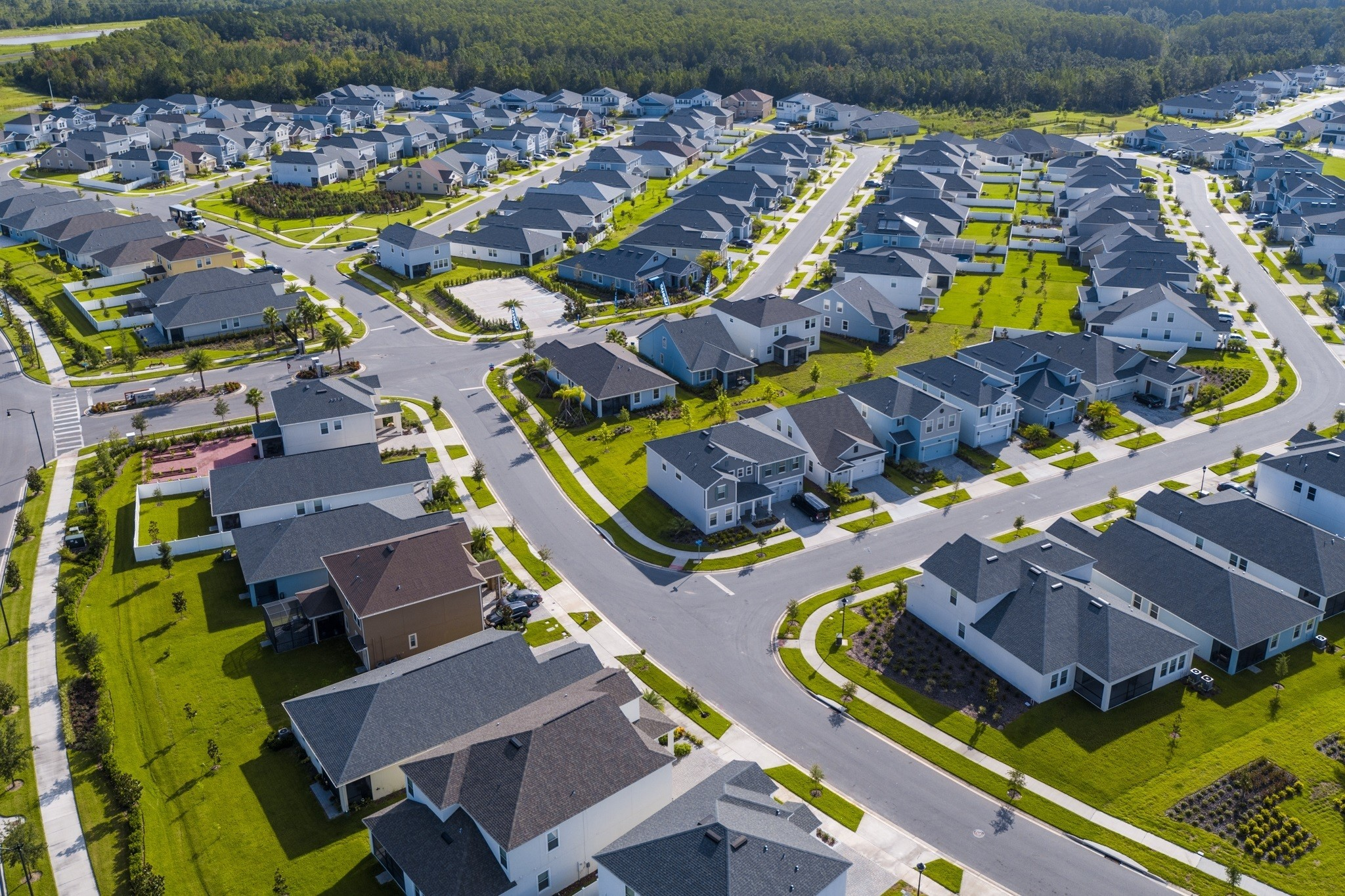 residential property developments - growthspotter