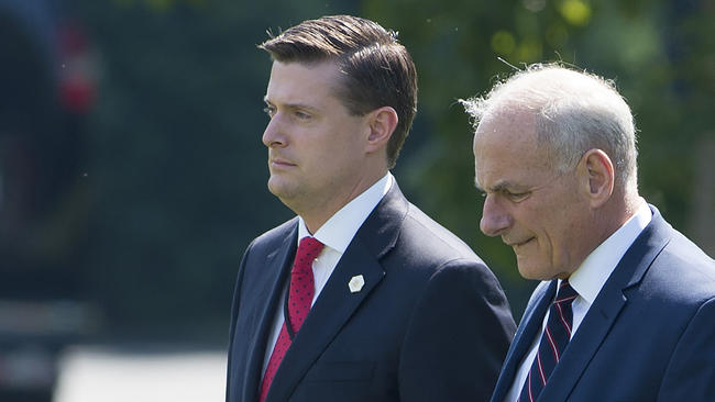 Should White House Chief Of Staff Gen. John Kelly Resign?