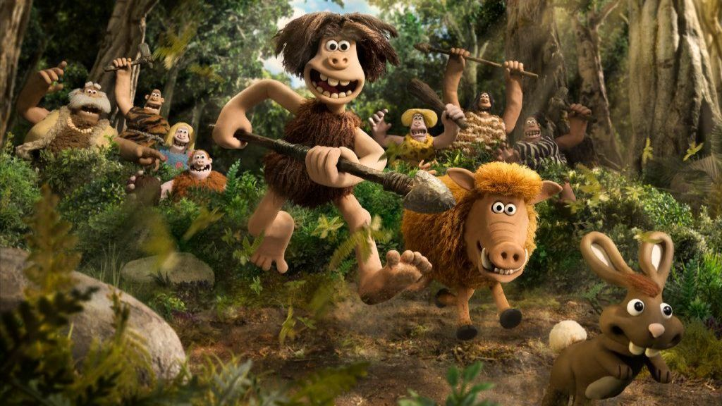 'Early Man' lands on low rung of Aardman's evolutionary ladder