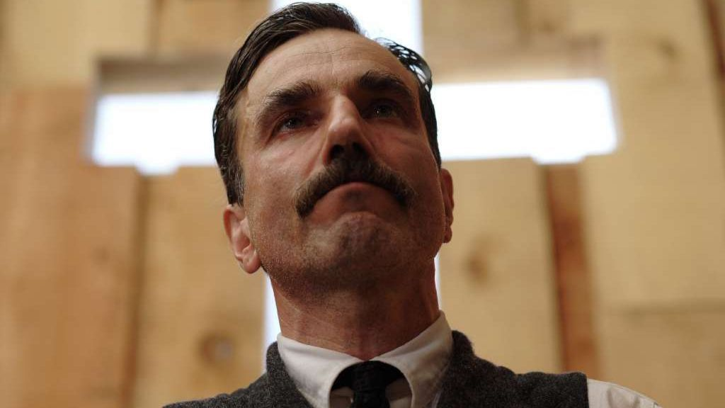 "Daniel Day-Lewis in ""There Will Be Blood."""