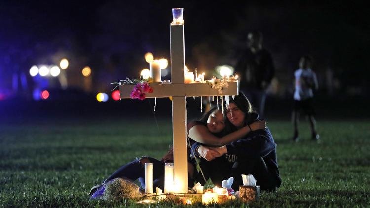 Florida high school shooting
