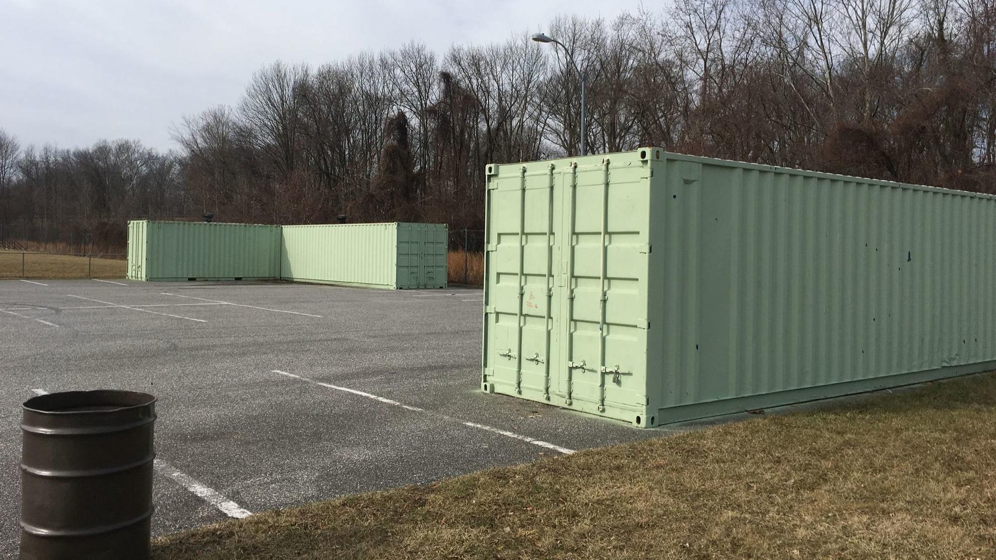 Leak in temporary parks and rec storage containers lights fire under Aberdeen council - The Aegis & Leak in temporary parks and rec storage containers lights fire under ...