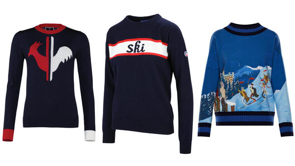 These medal-worthy sweaters will have you dreaming about Olympic gold this season