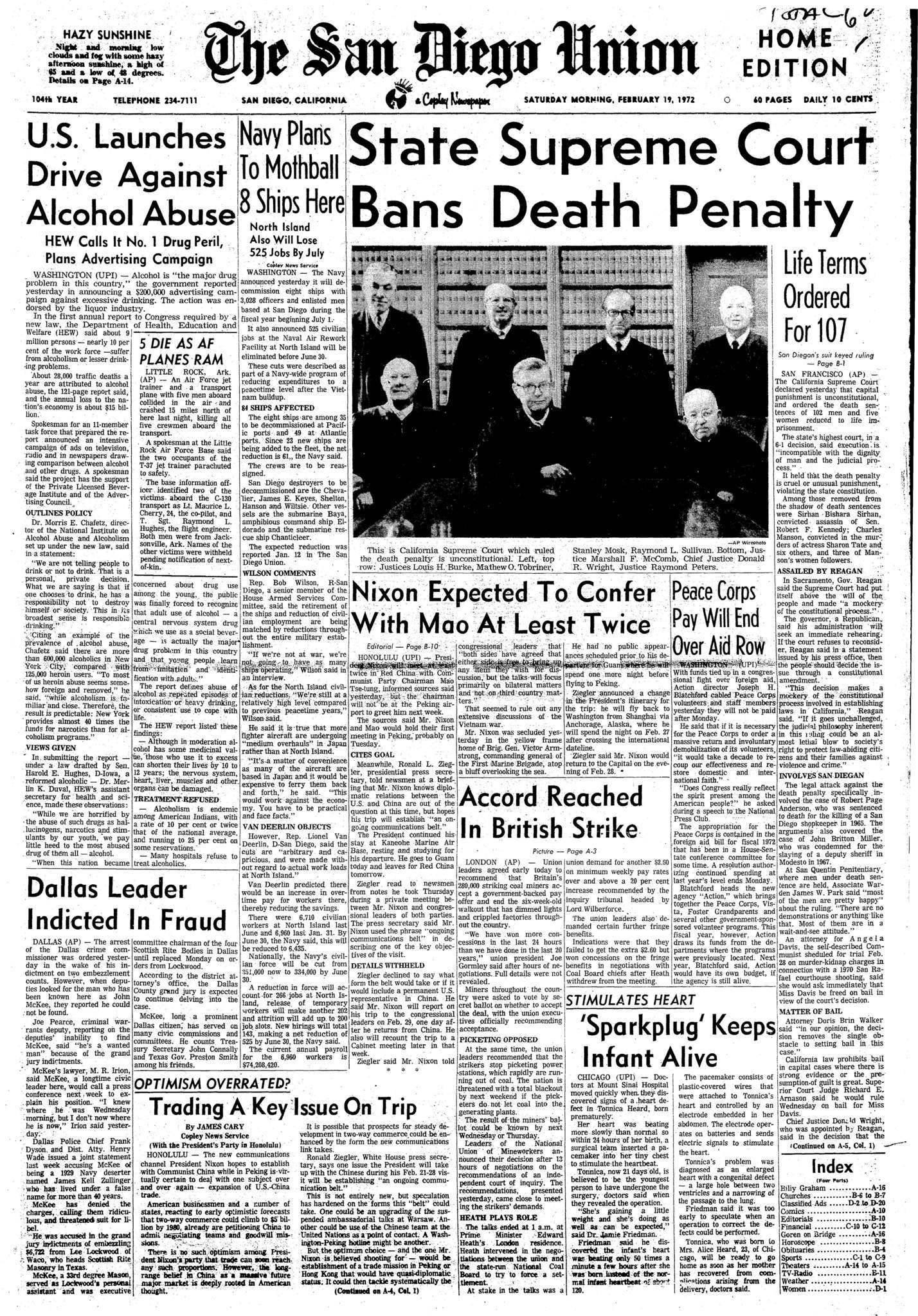February 19, 1972