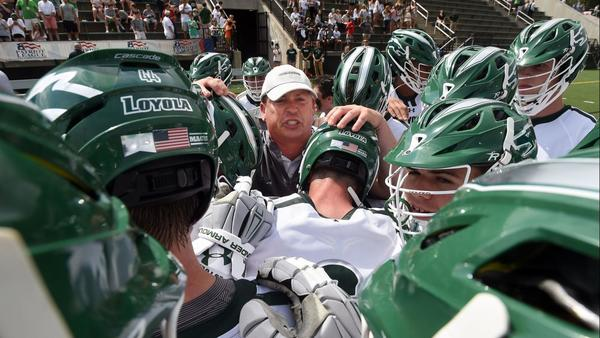 Men's lacrosse notes: Loyola Maryland unfazed by heartbreaking loss