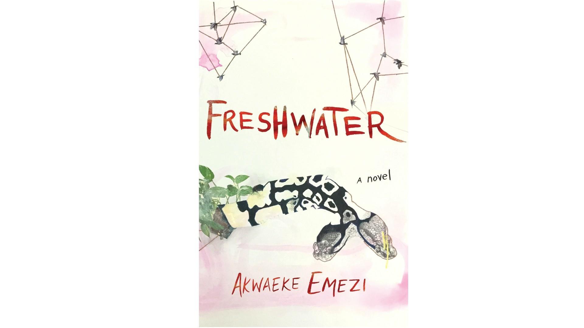 """Akwaeke Emezi's """"Freshwater."""""""