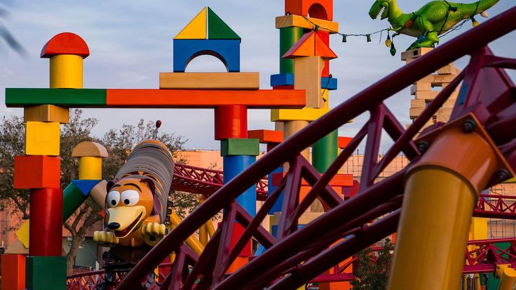 Toy Story Land to Open at Walt Disney World June 30