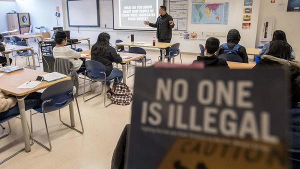 Amid anti-immigrant and racial clashes, ethnic studies programs blossom in public schools
