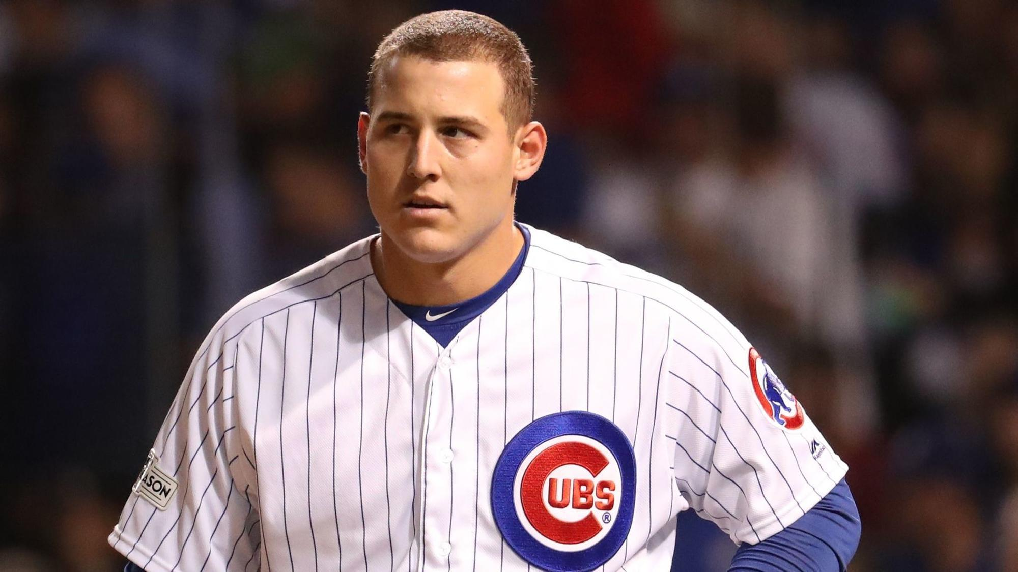 Anthony Rizzo Offers Support At Vigil In Florida In Wake