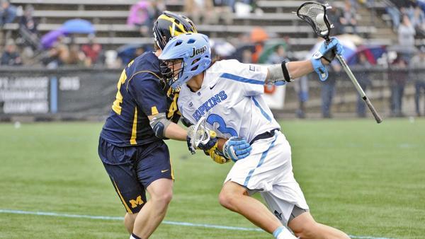 Big Ten Network to broadcast 12 local regular-season college lacrosse games this season