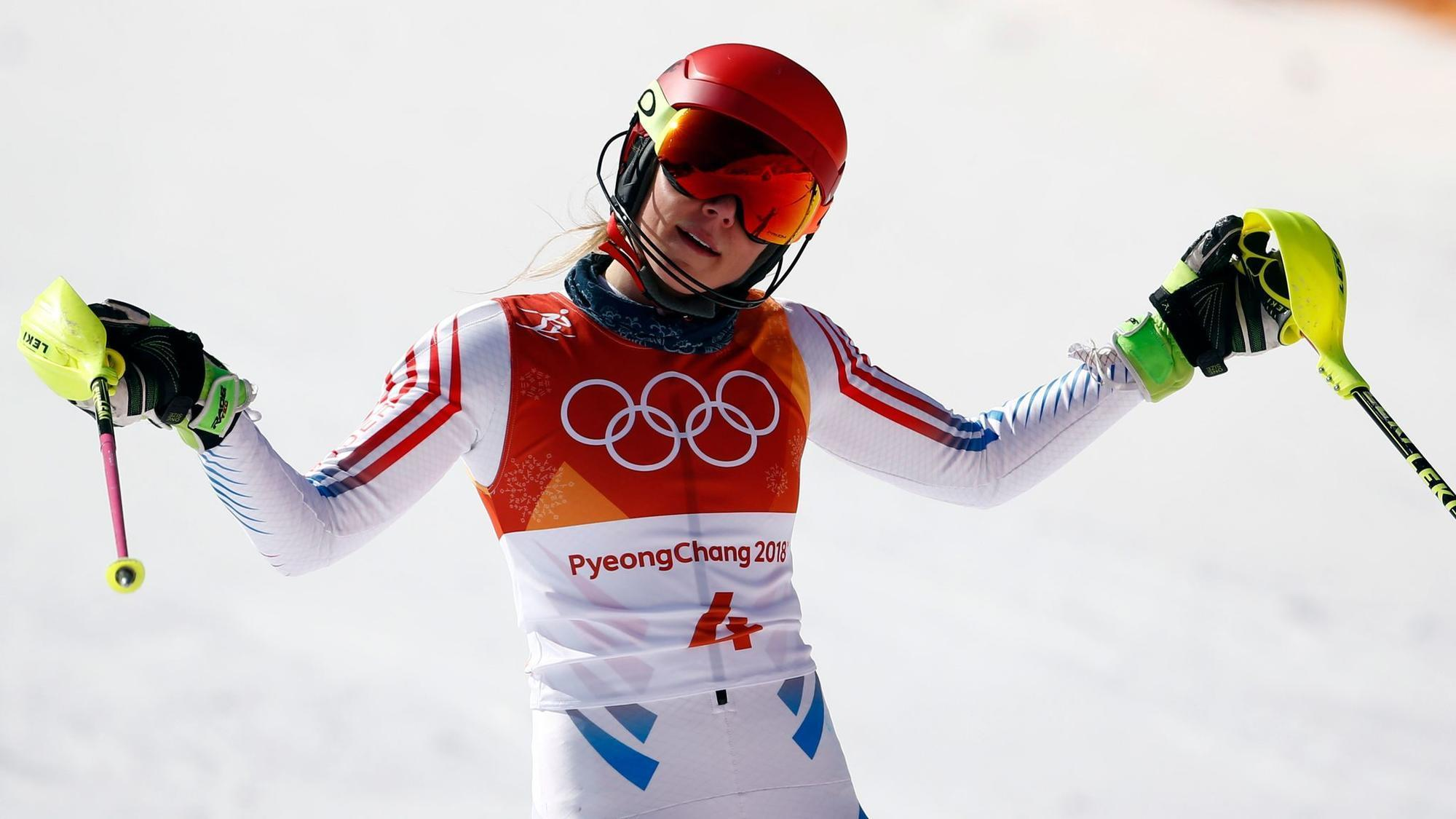 Like many great champions, Mikaela Shiffrin is compelling ...