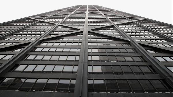 Name the John Hancock Center after a real Chicago hero: Cmdr. Paul Bauer