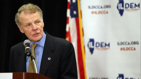 Michael Madigan was never an ally to the #MeToo movement