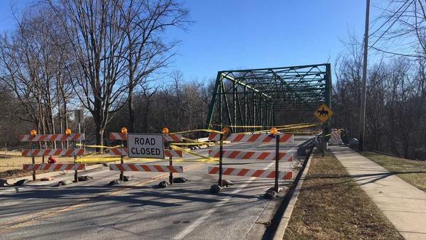 How a treasured suburban bridge became part of a family