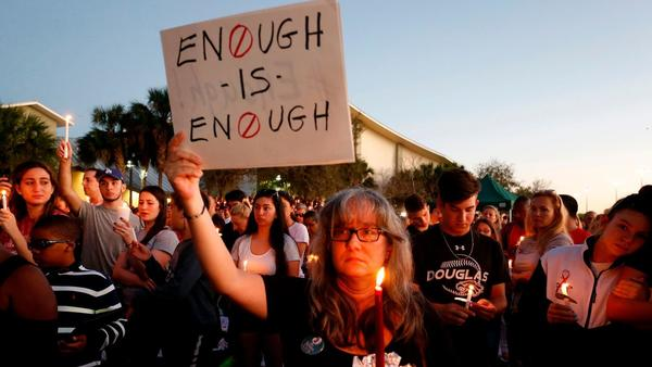 Before a school shooting, something usually happens — the shooter tells someone