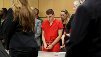 Florida shooting suspect Nikolas Cruz showed warning signs for years