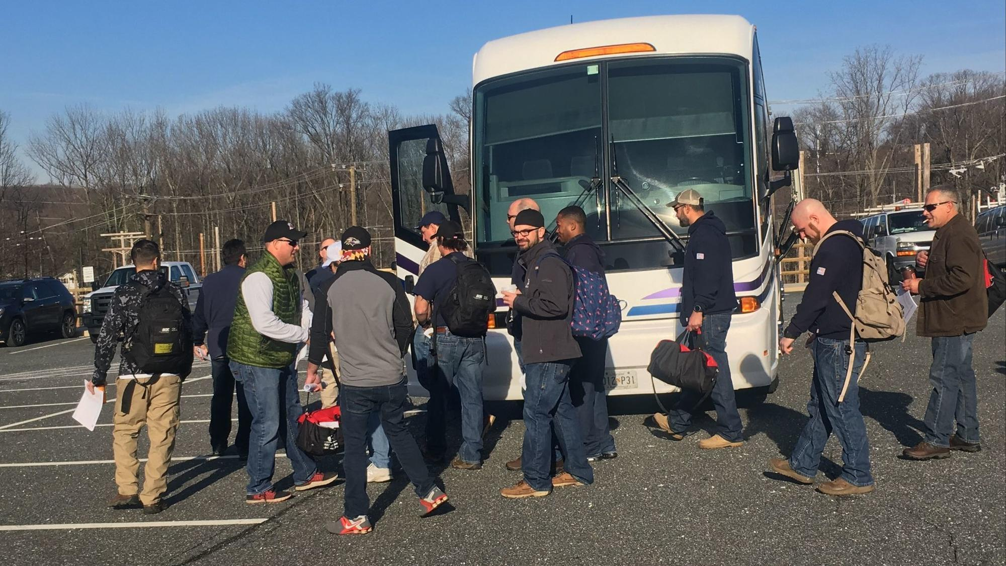 BGE workers set out for Puerto Rico to join post-storm restoration