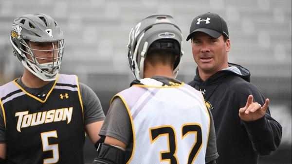 Newfound scoring touch propels Towson men's lacrosse to first win of season