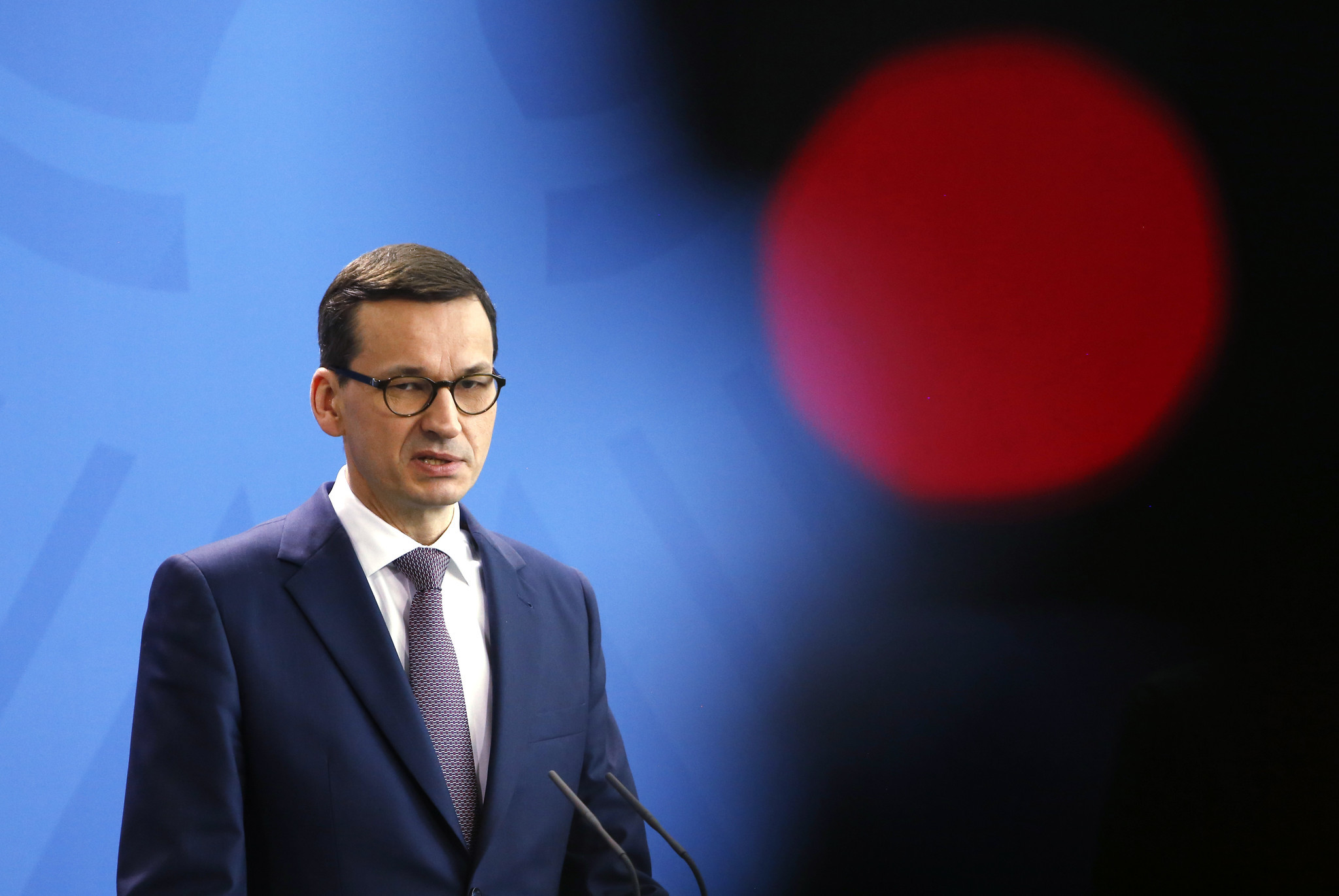 Uproar in Israel over Polish prime minister's remark on 'Jewish perpetrators' during WWII