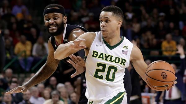 College basketball: Baylor upsets No. 7 Texas Tech
