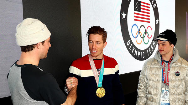 Shaun White is surviving his #MeToo moment