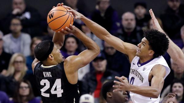 Pac-12 basketball: Matisse Thybulle paces Washington past Colorado