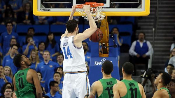 UCLA beats Oregon 86-78 in OT shootout