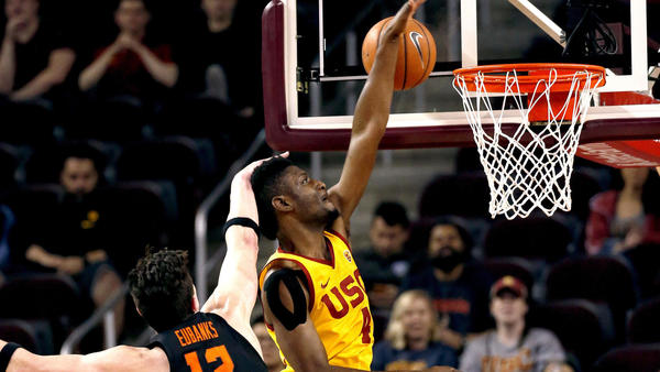 Elijah Stewart unstoppable in USC victory over Oregon State
