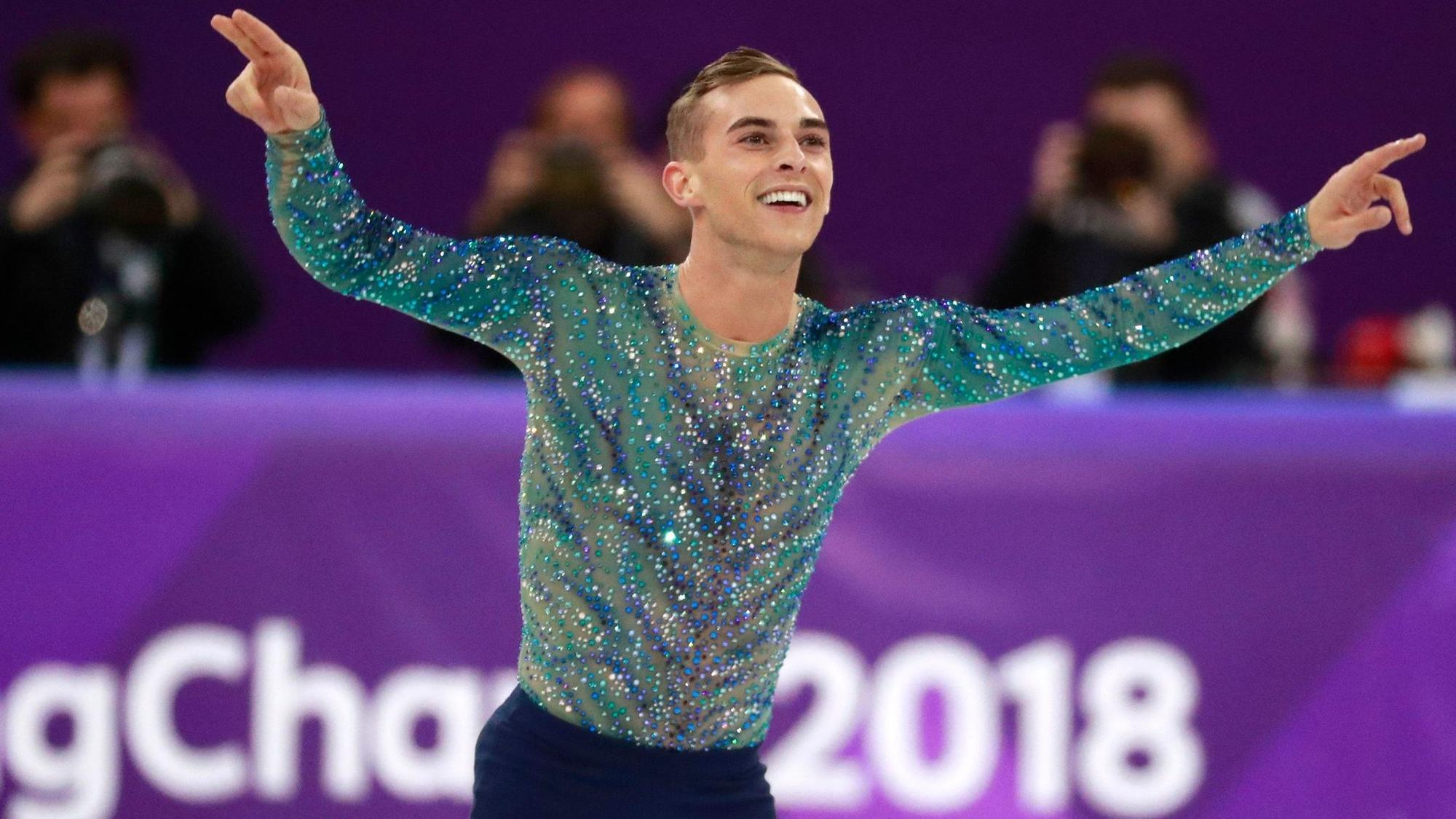rippon single personals Adam rippon becomes oldest us figure-skating olympic rookie since 1936 rippon had entered that free skate a turned two triples into singles and stood wide.