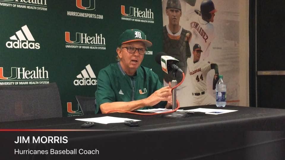 Fl-sp-um-hurricanes-baseball-rutgers-recap-20180218