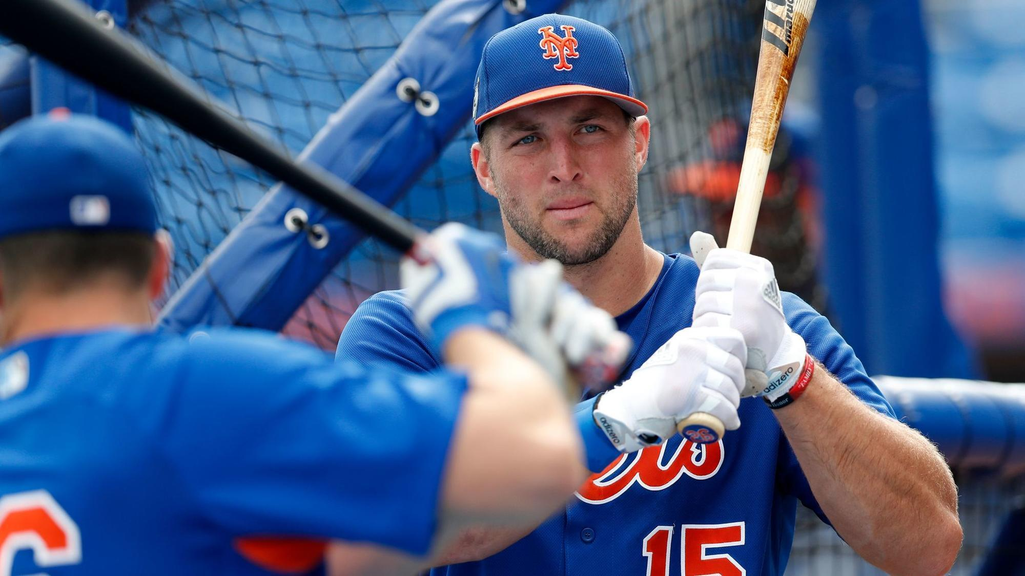 Mets GM says, yes, he thinks Tim Tebow will play in majors