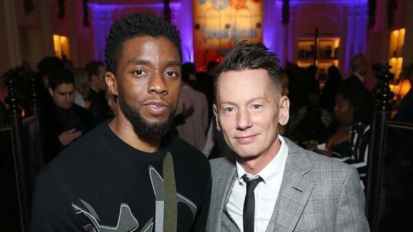 Chadwick Boseman, Winston Duke give GQ's NBA All-Star party a 'Black Panther' glow