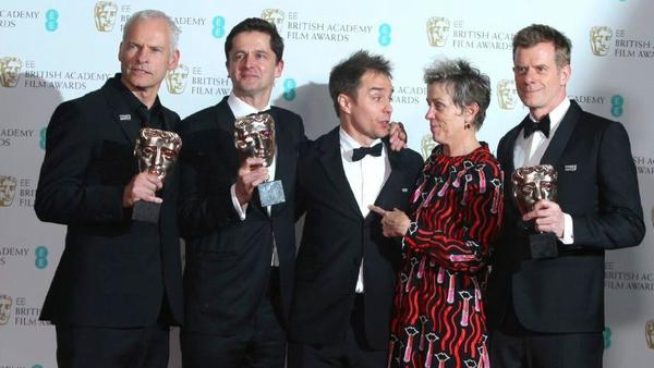 BAFTA Awards celebrate achievement in film and solidarity with women