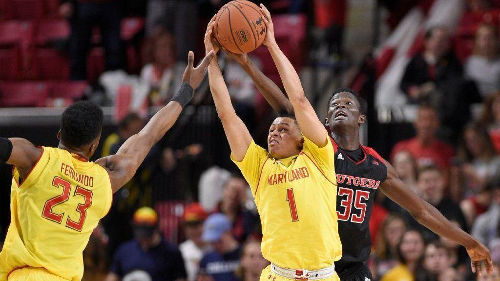 Maryland men head to Chicago for one last try at elusive second Big Ten road win