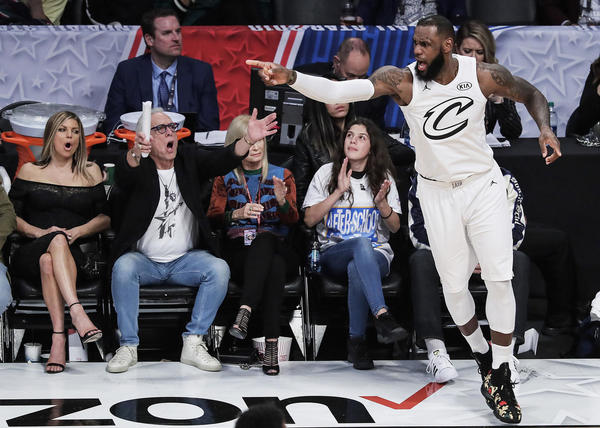 All-Star experience in L.A. hopefully leads LeBron James to join Lakers