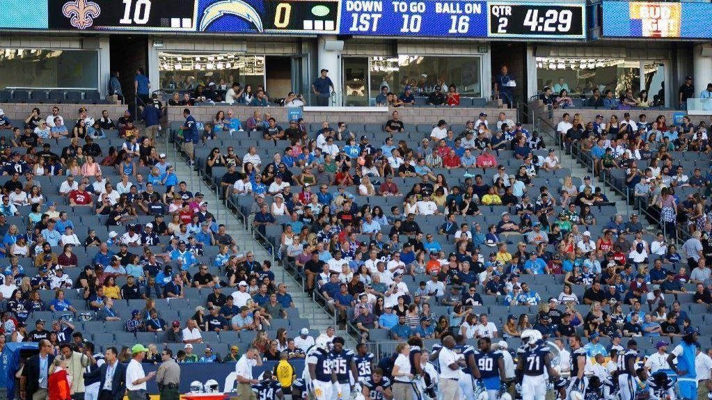 Chargers Announce Wait List For Tix And Hecklers Have