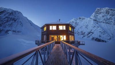 Denali National Park welcomes its first, and last, luxury hotel