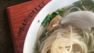 Banh Meee Opens On Capitol Avenue In Former GoldBurgers Spot