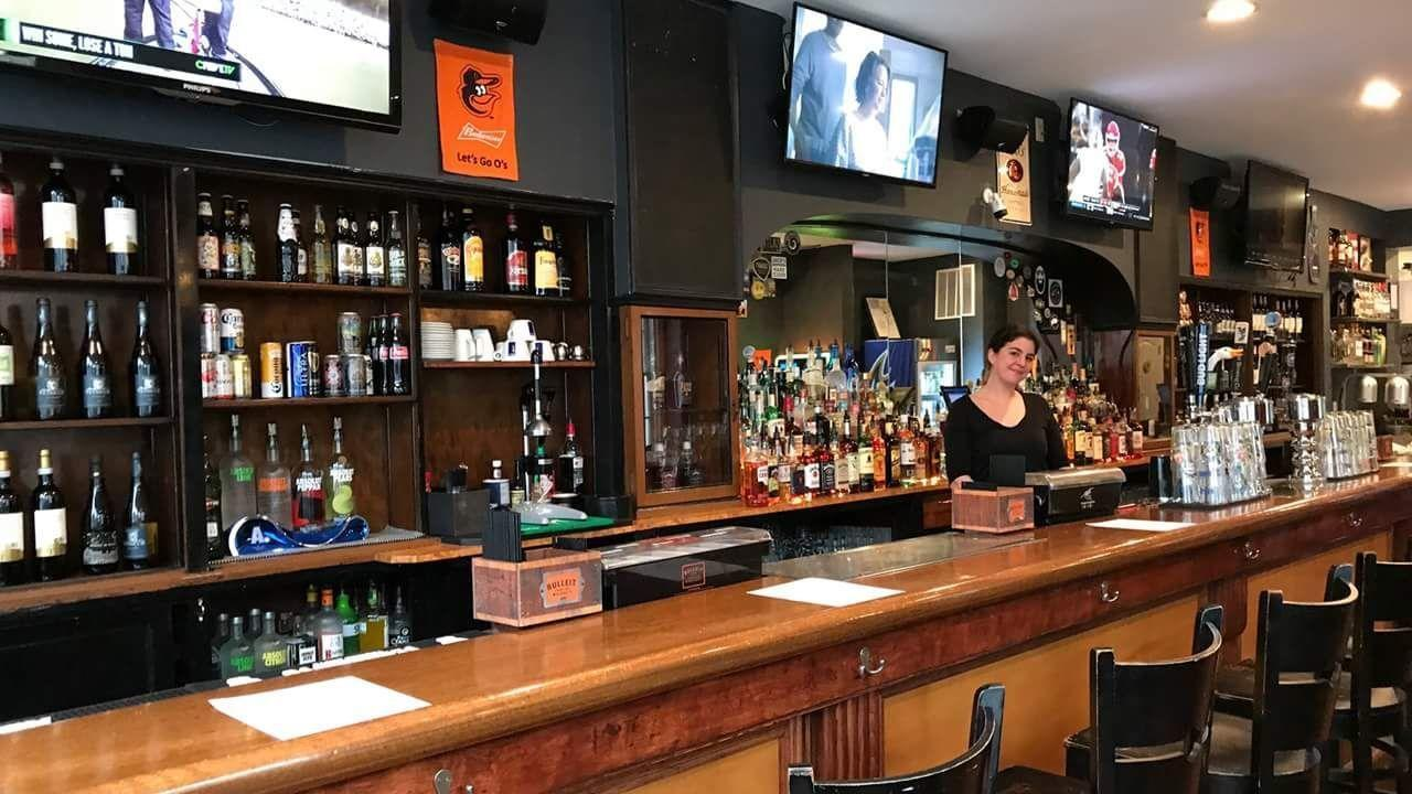Formerly Ryders Happy Hour Heaven Opens In Upper Fells Point