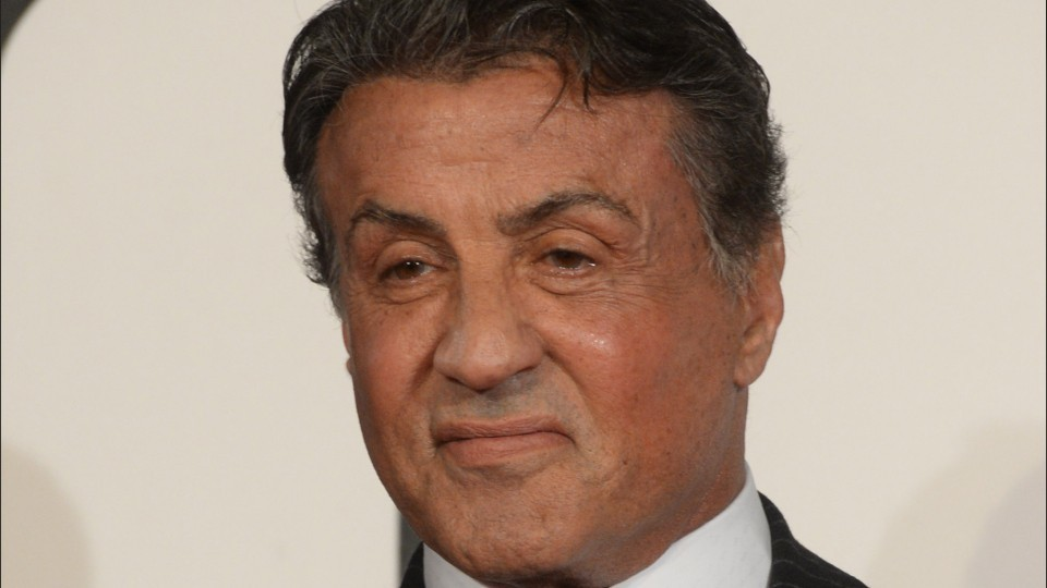 Sylvester Stallone is ...