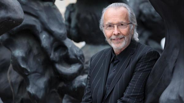 The 'improv jazz' sculptures of trumpeter Herb Alpert