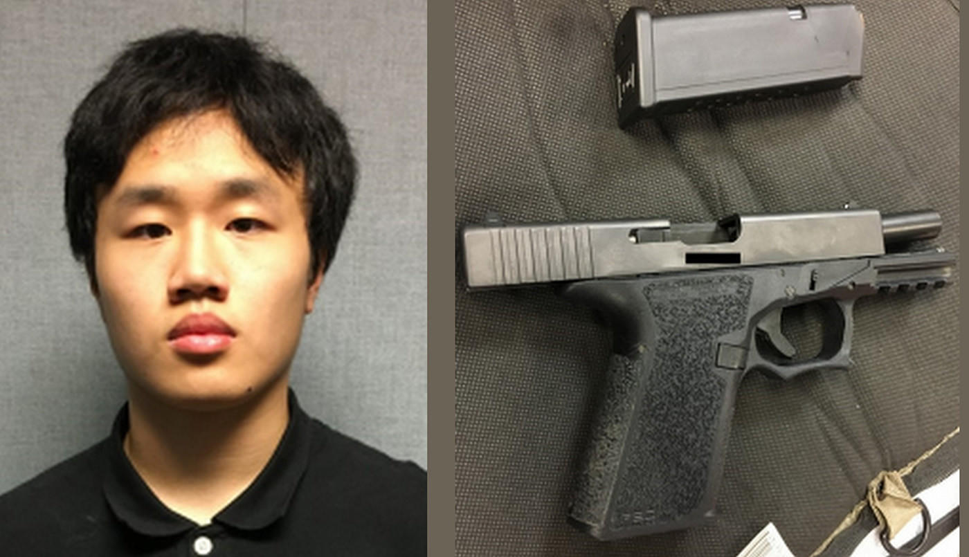 Weapons found in home of Montgomery County student who brought loaded handgun to school