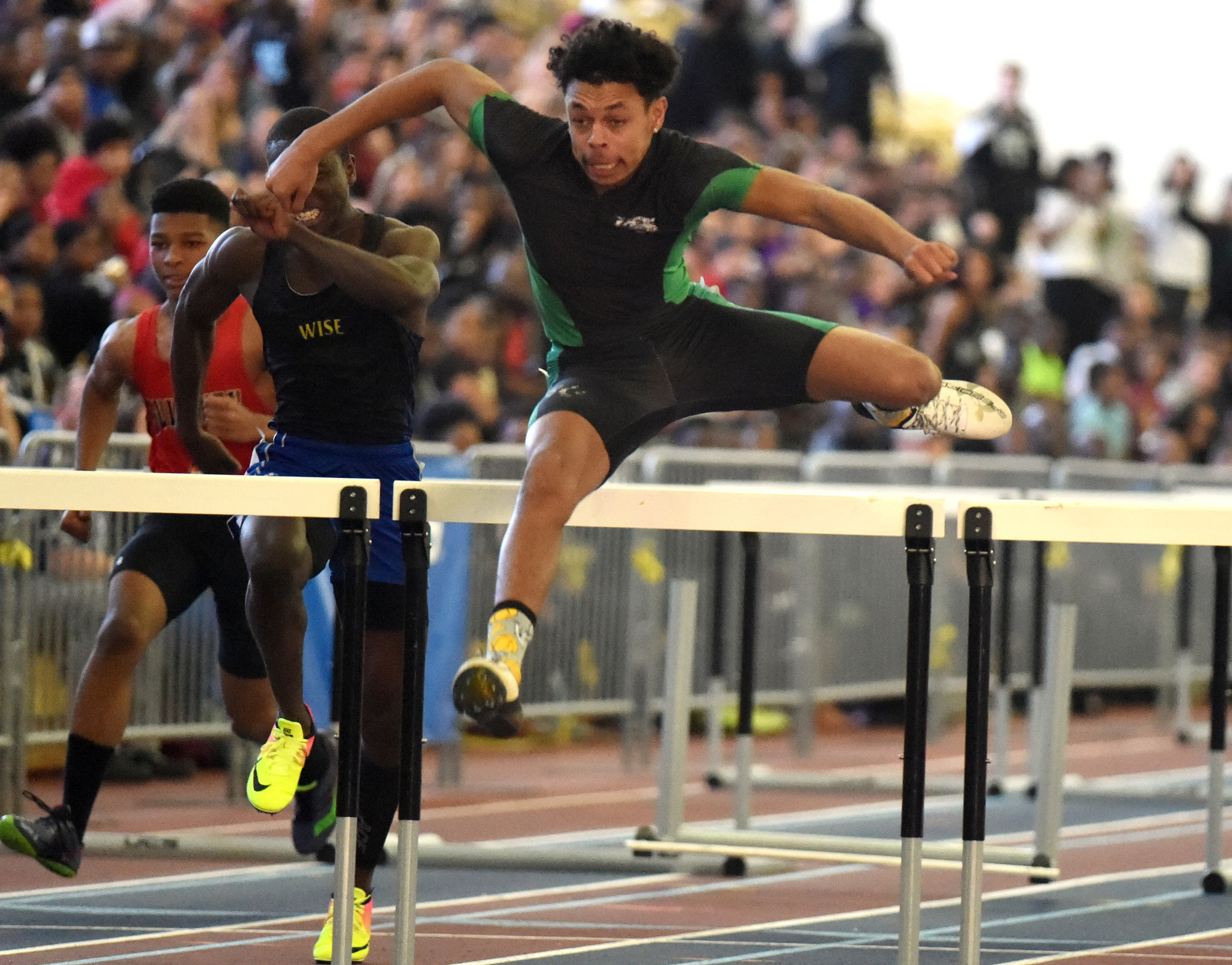 maryland state indoor track meet