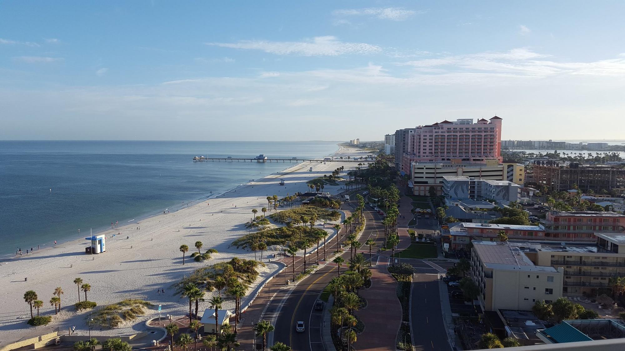 Clearwater Beach named top beach in the U.S.